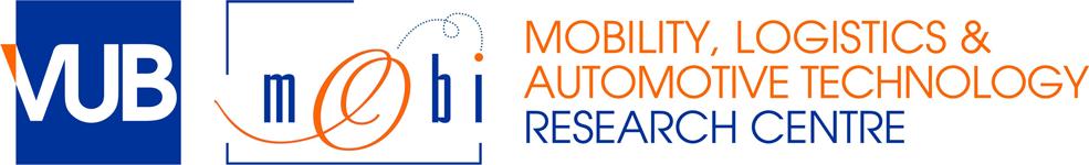 V.U.B. - mobility logistic & automotive technology reserach centre