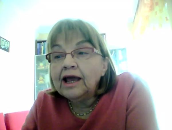 Erzsébet Földesi INDIMO panelist
