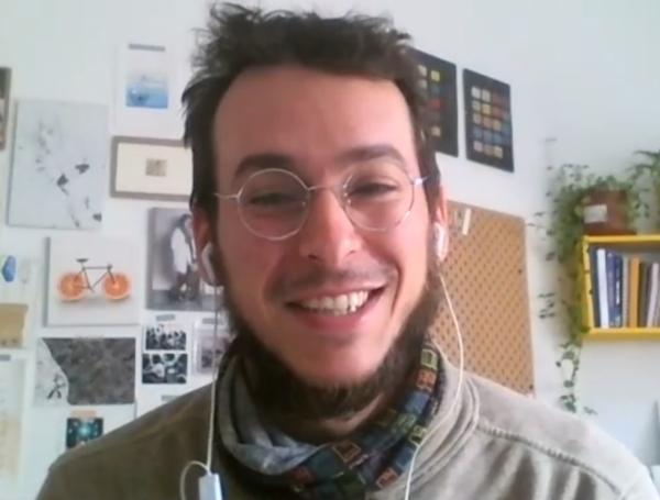 Martino Correggiari INDIMO panelist